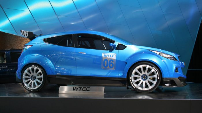 2006 Chevrolet WTCC ULTRA Concept Gallery