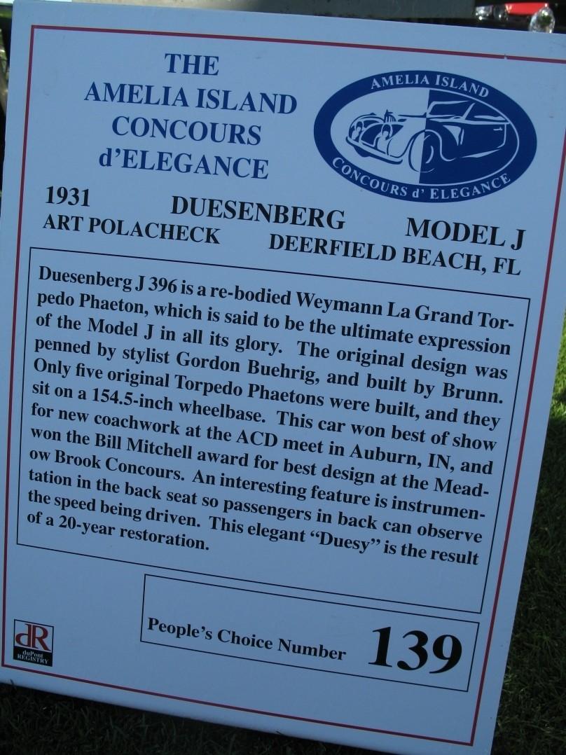 2007 Amelia Island Concours d'Elegance-4