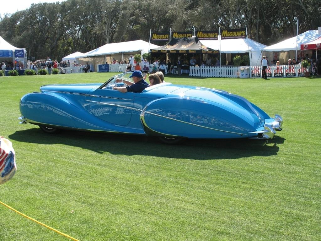 2007 Amelia Island Concours d'Elegance-11