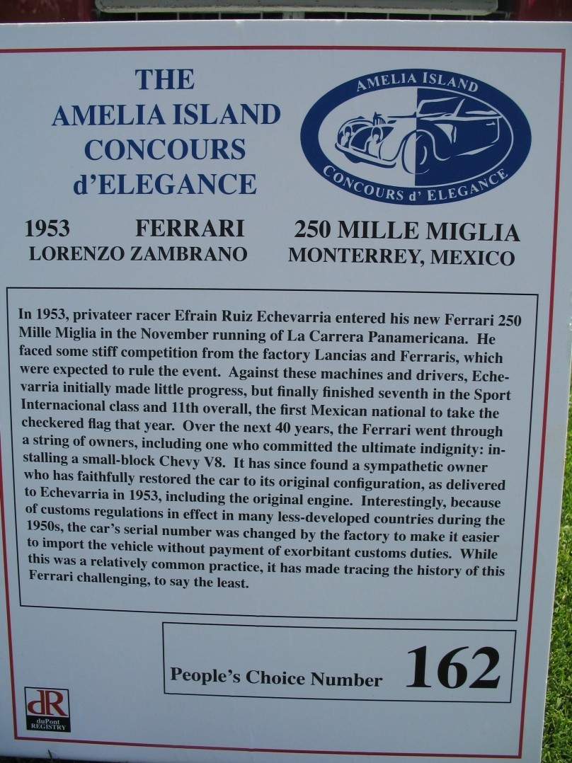 2007 Amelia Island Concours d'Elegance-12
