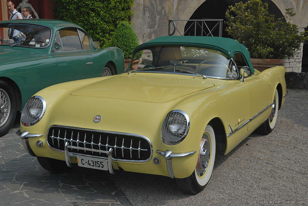 1955 Chevrolet Corvette Gallery