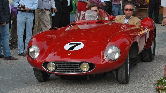 1955 Ferrari 121 LM Gallery