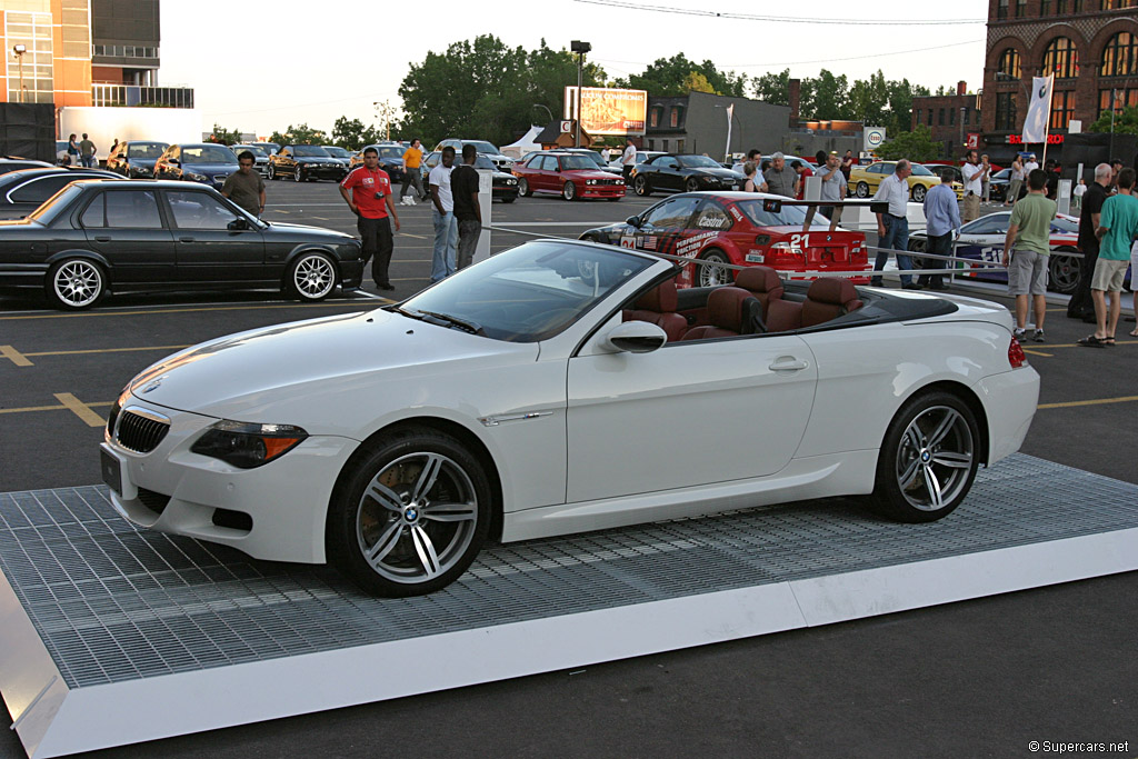 2007 BMW M6 Cabriolet Gallery | | SuperCars.net