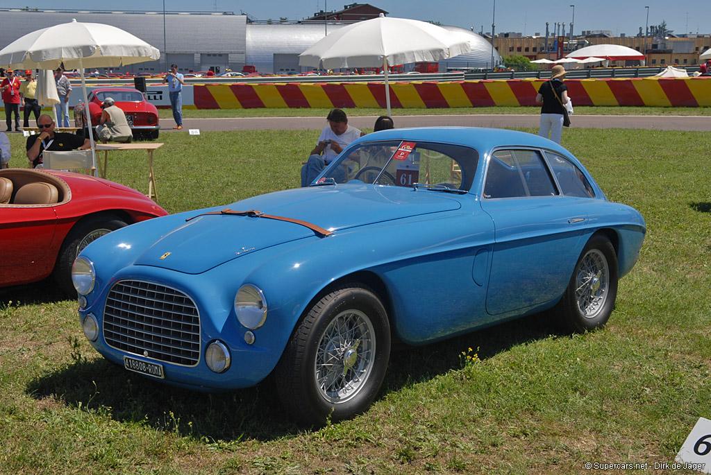1950 Ferrari 166/195 S Le Mans Berlinetta Gallery