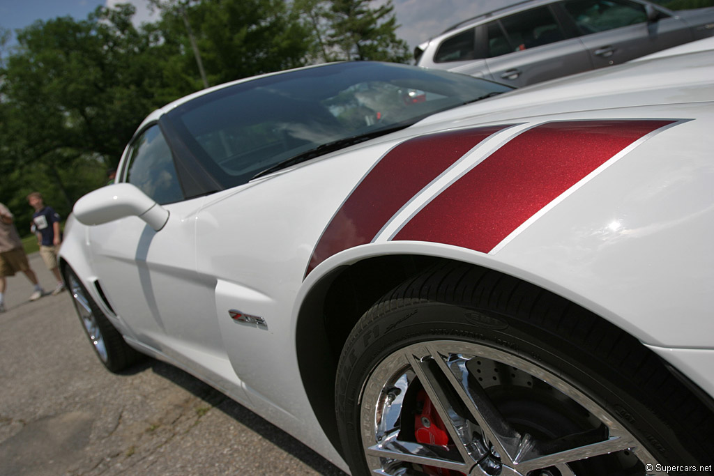2007 Chevrolet Corvette Z06 Ron Fellows Edition Gallery