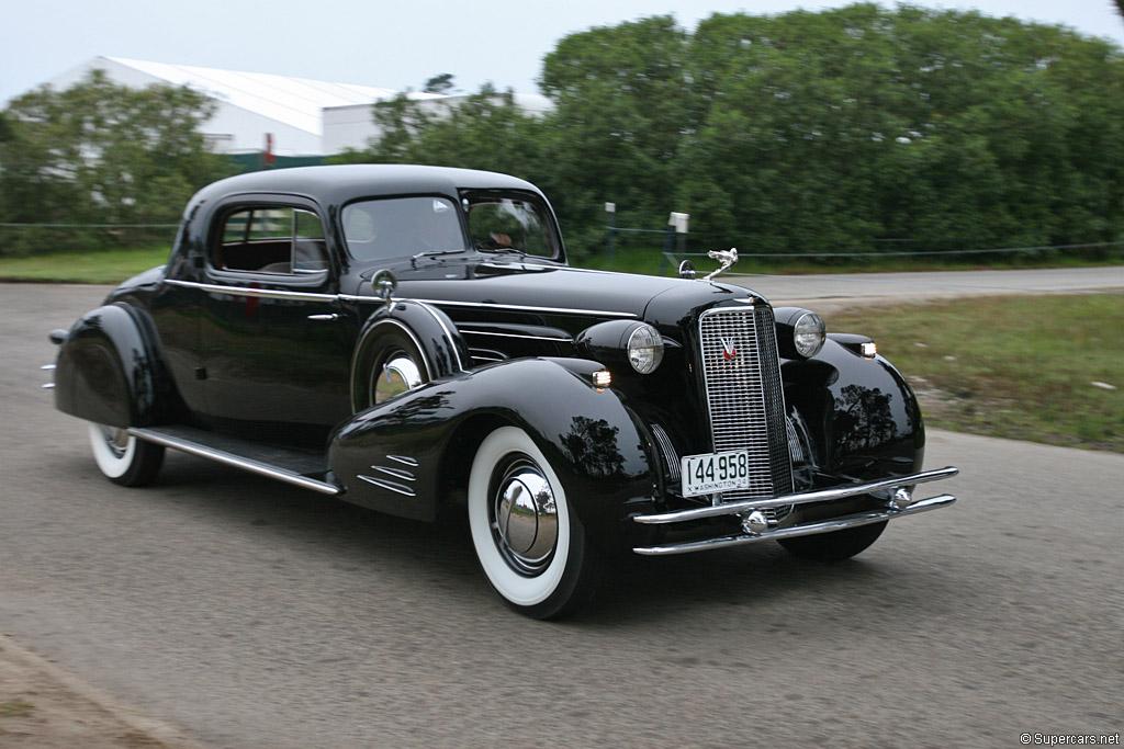 1934 Cadillac Series 452-D/60 V16 Gallery