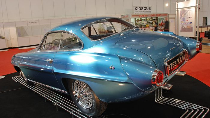 1952 Jaguar XK120 Supersonic