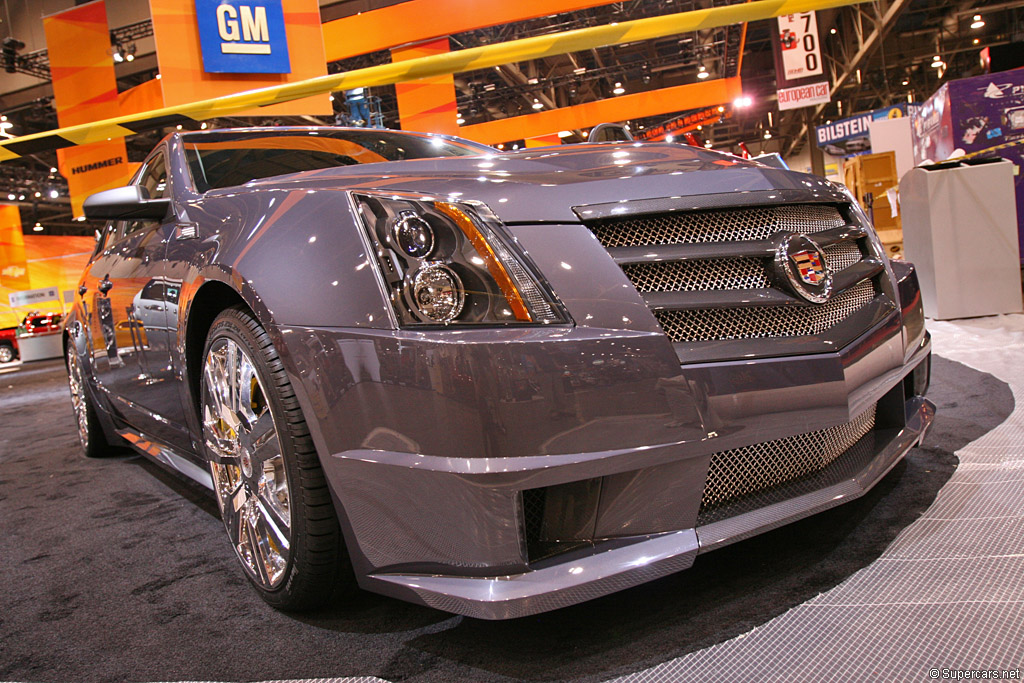 2007 Cadillac CTS Sports Concept Gallery