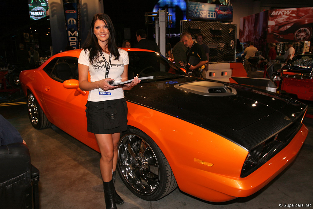 2008 Chrysler Concept 'Cuda Gallery