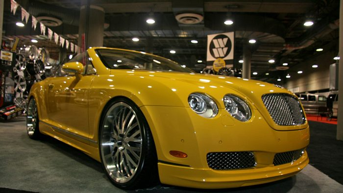 2006 Bentley Continental GTC Gallery