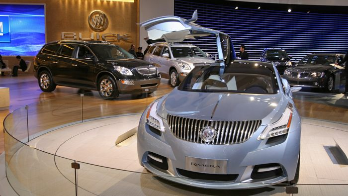 2007 Buick Riviera Concept Gallery