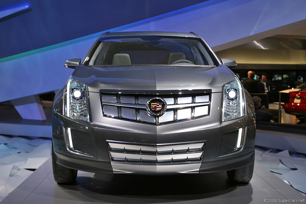 2008 Cadillac Provoq Concept Gallery