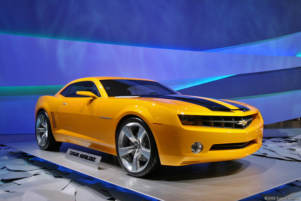 2006 Chevrolet Camaro Concept Gallery Chevrolet Supercars Net