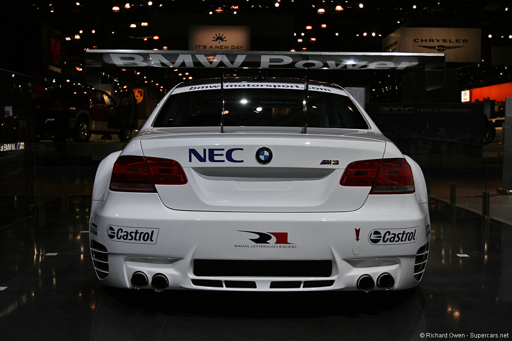 2008 BMW M3 Race Version Gallery