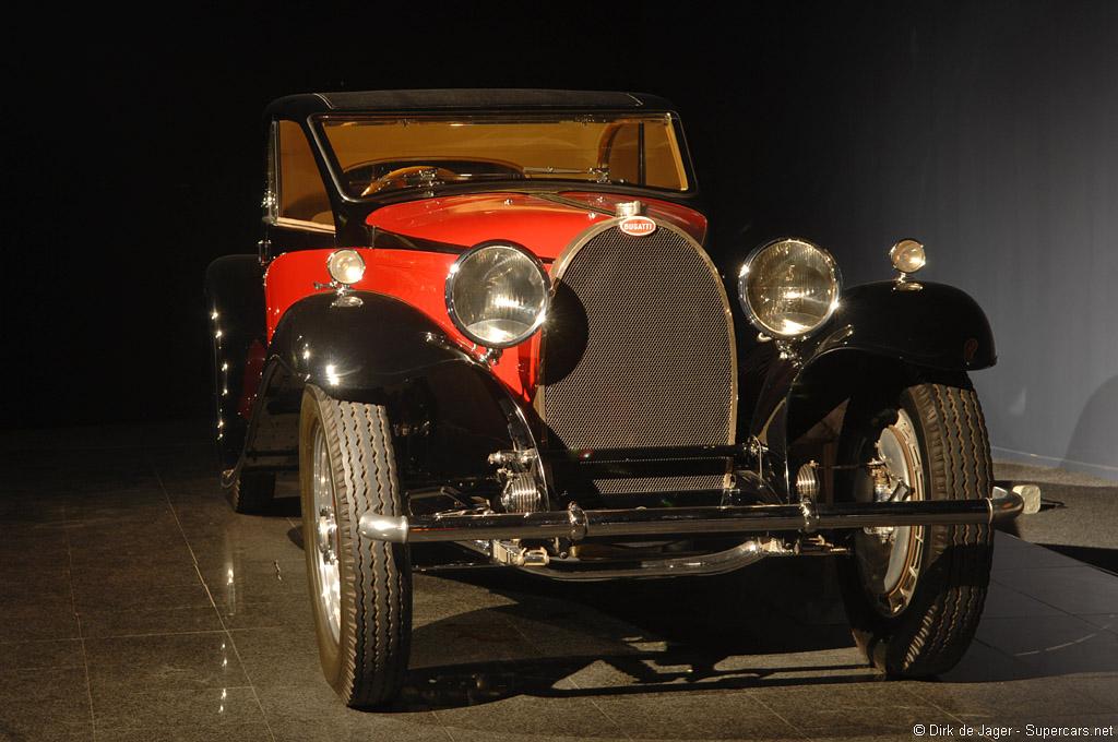 1932 Bugatti Type 50 Coupé Semi-Profilée Gallery