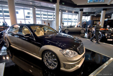 2007 Carlsson CL 600 CK65 Eau Rouge Gallery