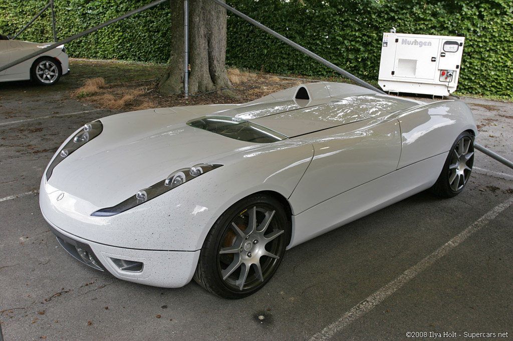2007 Concept Climax Roadster