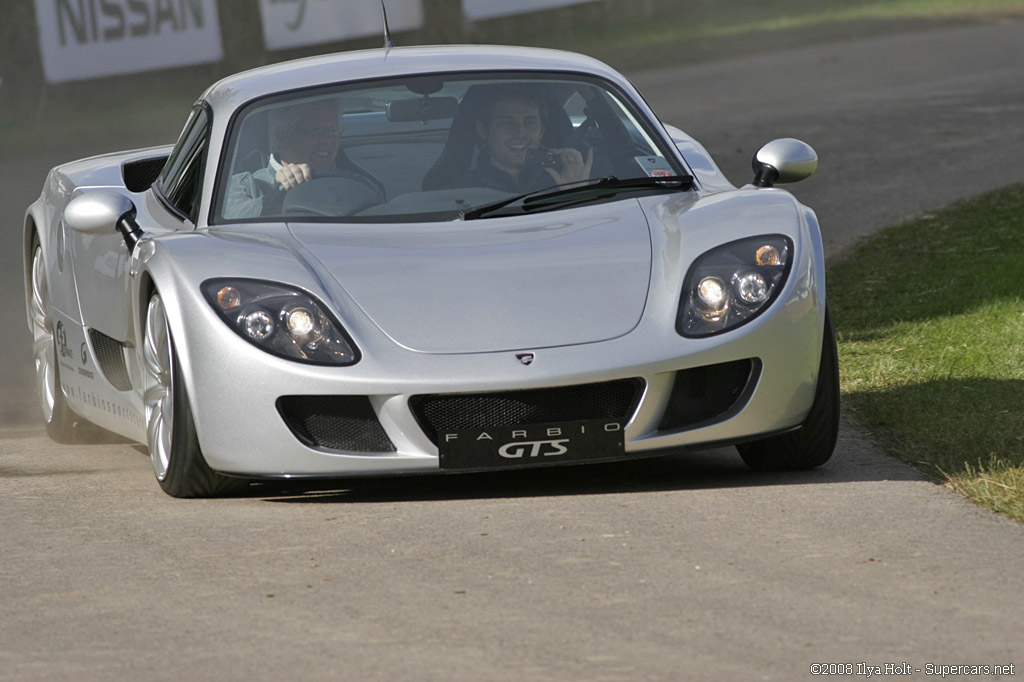 2007 Farbio Gts Review Supercars