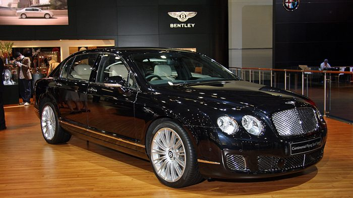 2009 Bentley Continental Flying Spur Speed Gallery