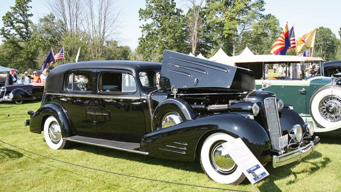 1937 Cadillac Series 37-90 V16 Gallery