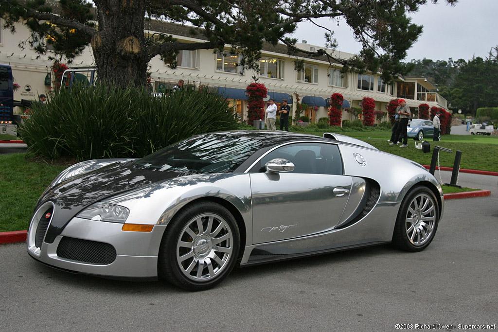 2007 Bugatti 16/4 Veyron Pur Sang Gallery