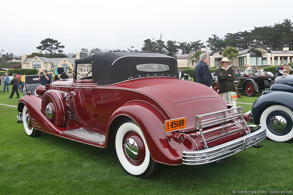 1933 Cadillac Series 452-C V16 Gallery