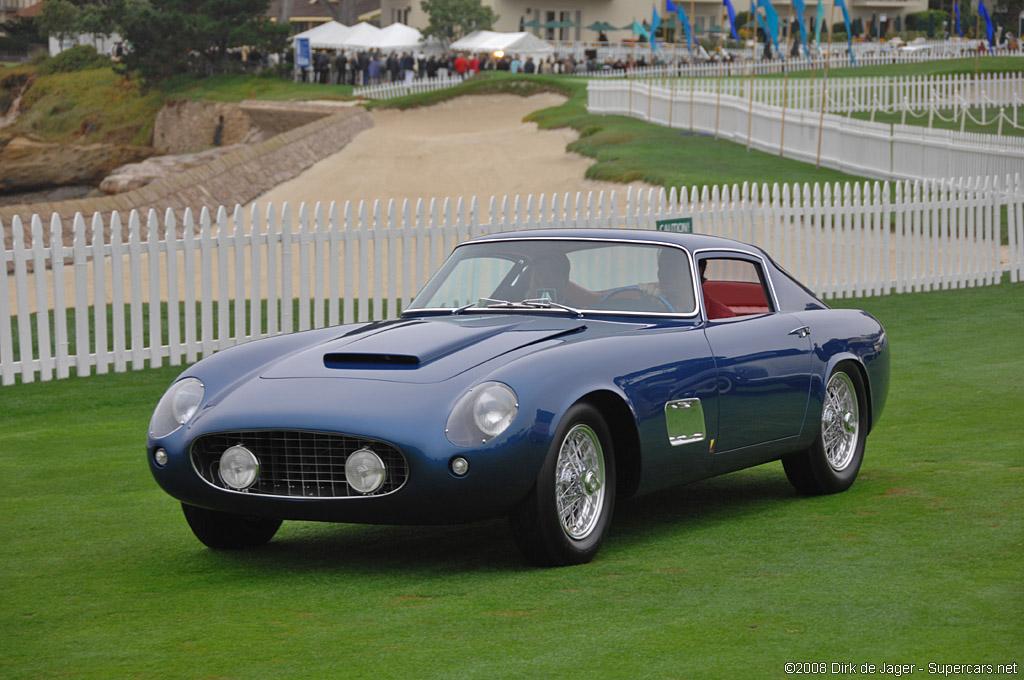 1959 Chevrolet Corvette Scaglietti Coupe Gallery