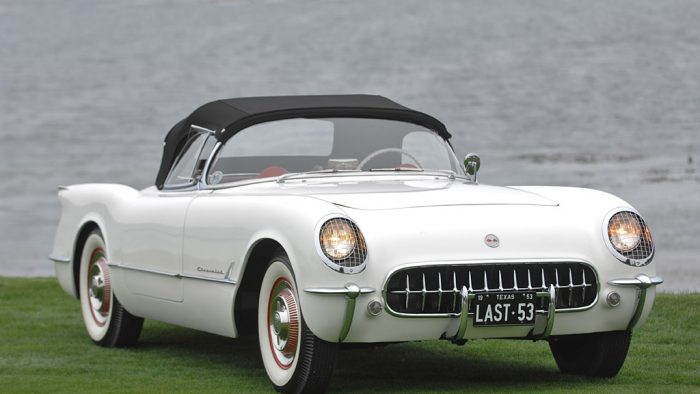 1953 Chevrolet Corvette Gallery