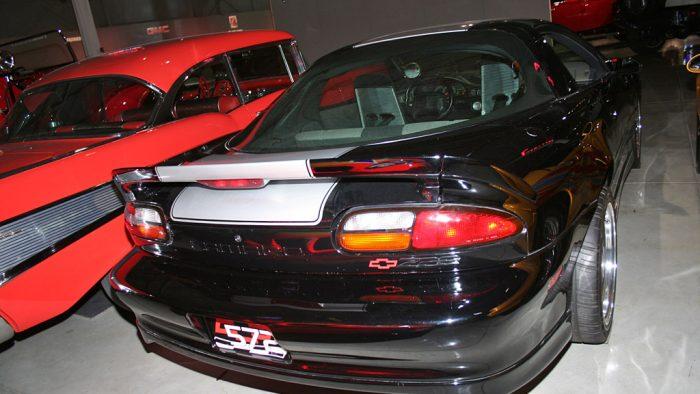 2000 Chevrolet Camaro ZL1 Concept