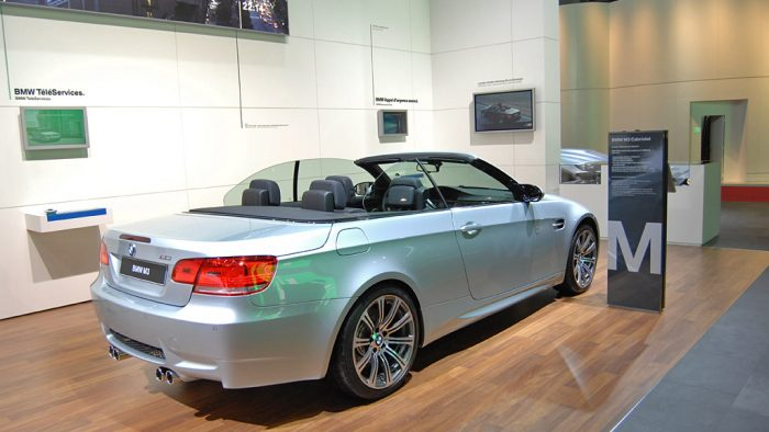 2008 BMW M3 Convertible Gallery
