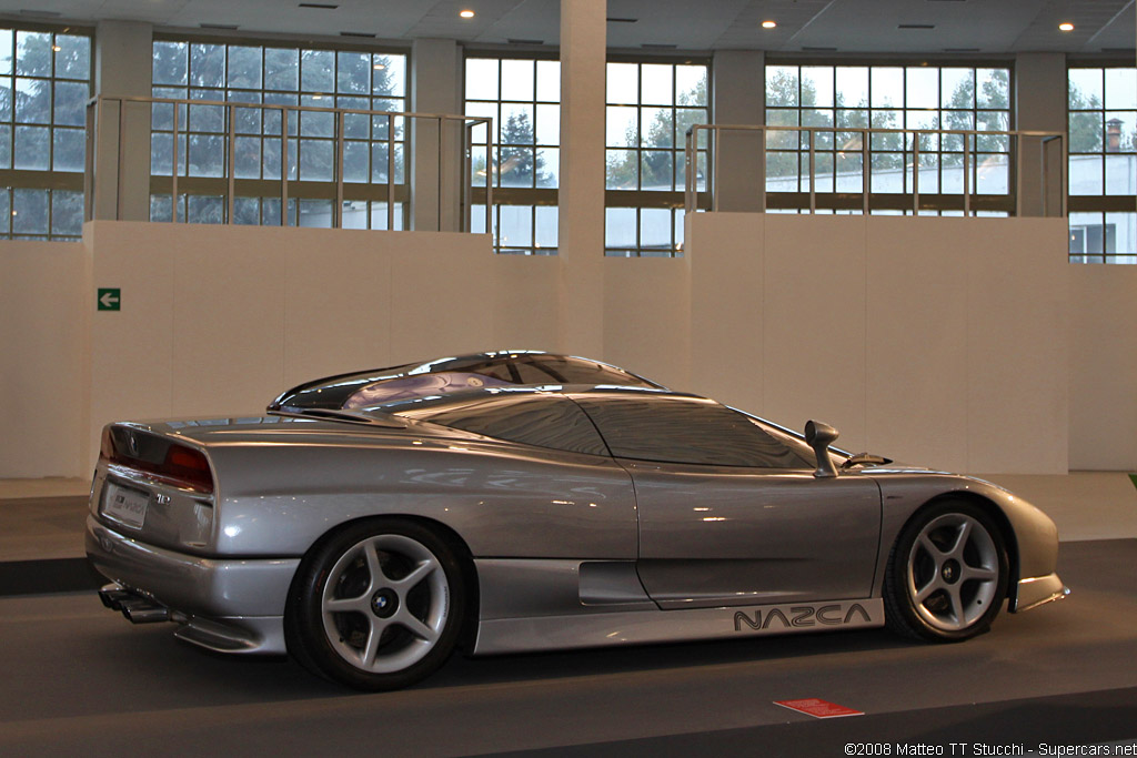 1991 Bmw Nazca M12 Gallery Gallery Supercars Net
