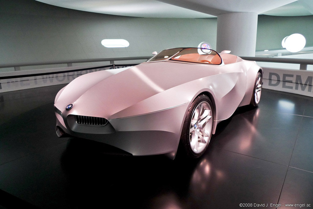 2008 Bmw Gina Light Visionary Model Gallery Gallery Supercars Net