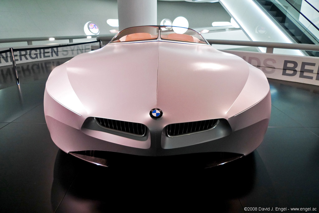 2008 Bmw Gina Light Visionary Model Gallery Gallery Supercars