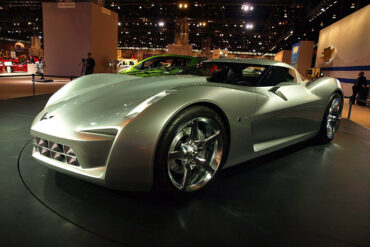 2009 Chevrolet Corvette Stingray Concept Gallery