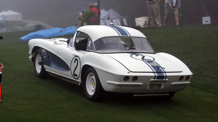 1962 Chevrolet Corvette Gallery