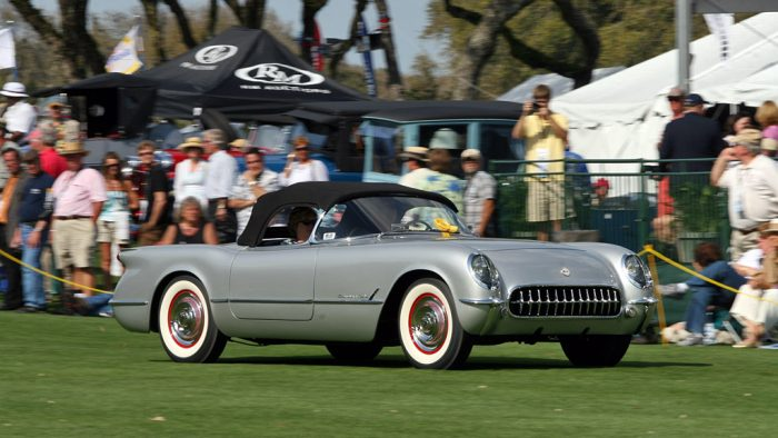 1954 Chevrolet Corvette GM Styling Concept Gallery