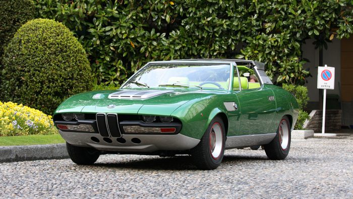 1969 BMW 2800 Spicup Gallery