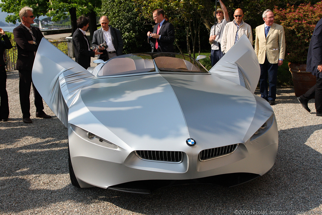2008 BMW GINA Light Visionary Model Gallery | | SuperCars.net