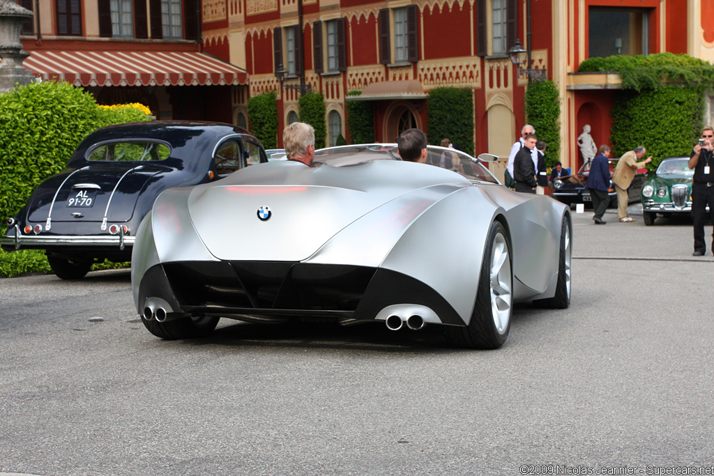2008 Bmw Gina Light Visionary Model Concept Car Pictures