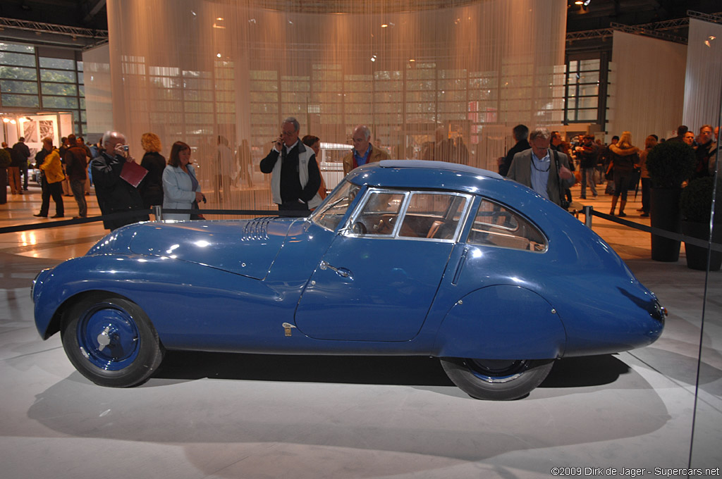 1937 BMW 328 Wendler Coupé Gallery