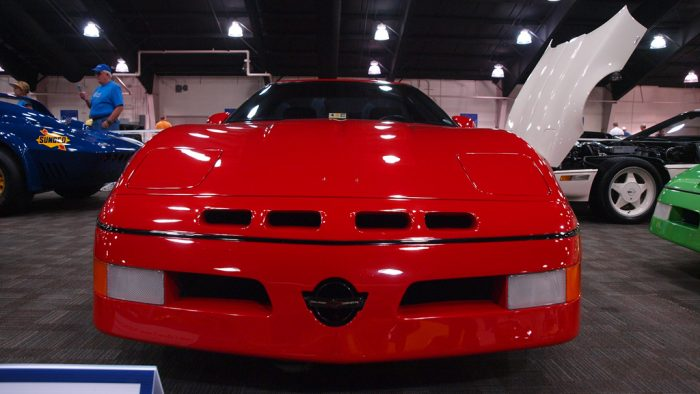 1987 Callaway Corvette B2K Twin Turbo Gallery