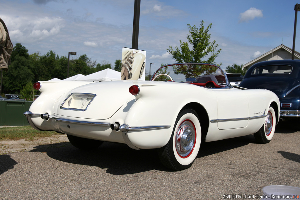 1954 Chevrolet Corvette Gallery