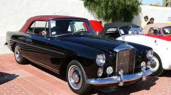 1959 Bentley S2 Continental Drophead Coupé Gallery