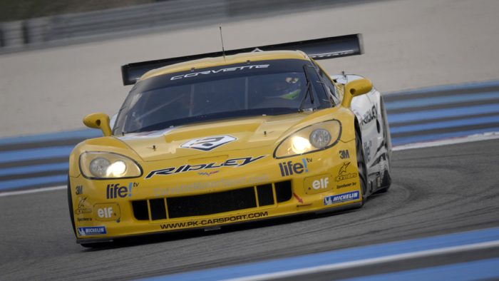 2005 Chevrolet Corvette C6R Gallery