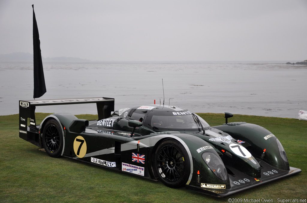 2003 Bentley Speed 8 Gallery