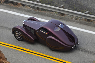 1931 Bugatti Type 51 Dubos Coupé Gallery