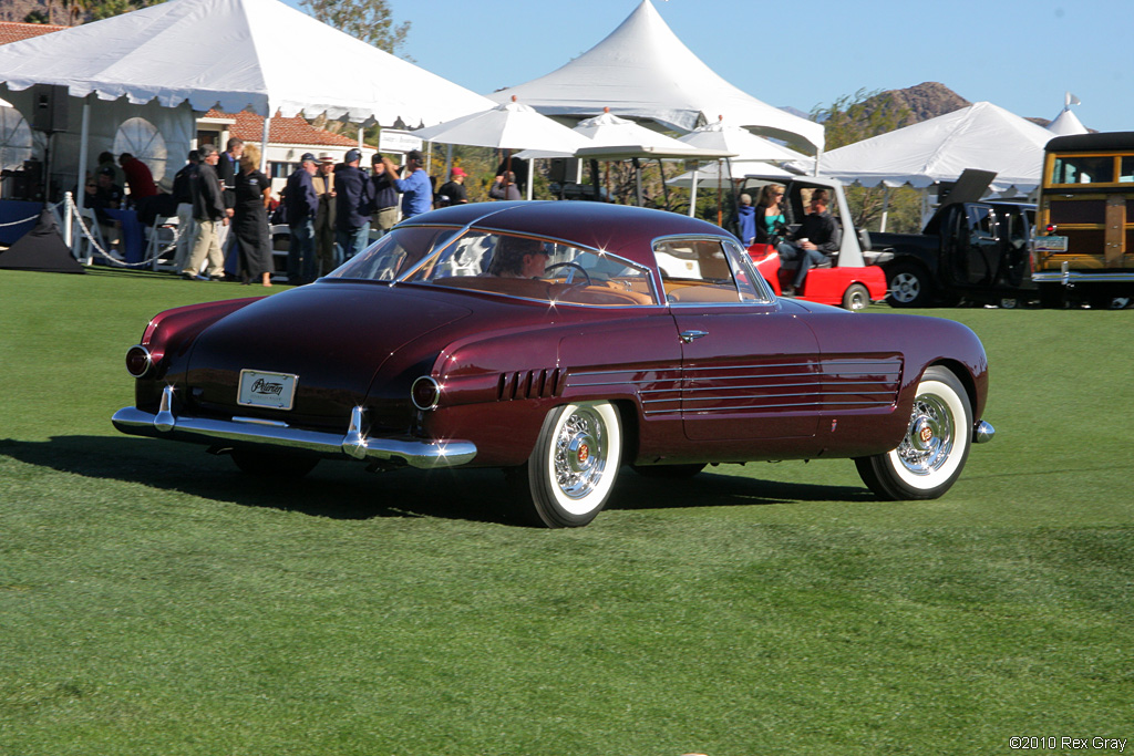 1953 Cadillac Series 62 Ghia Coupe Gallery
