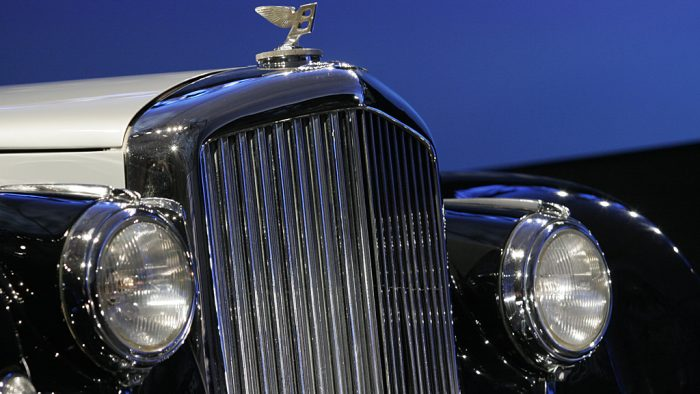 1951 Bentley R-Type Gallery