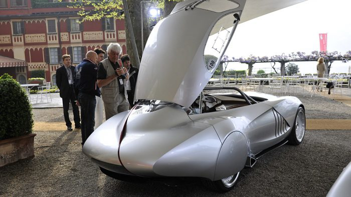 2006 BMW Mille Miglia Coupe Concept Gallery