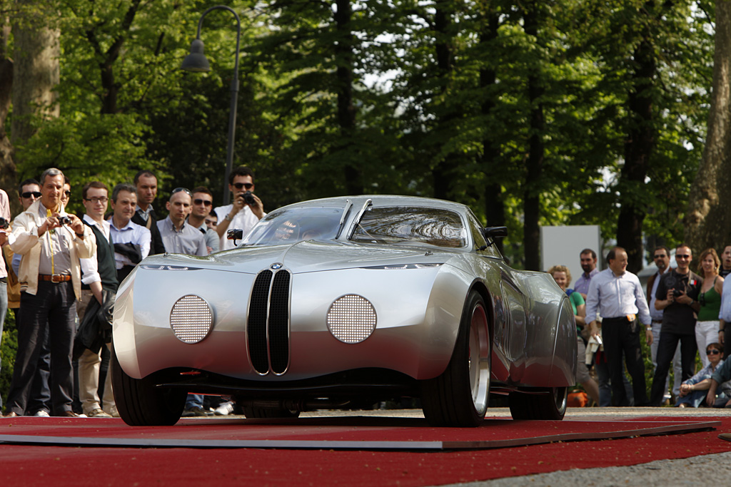 2006 BMW Mille Miglia Coupe Concept Gallery | Gallery | SuperCars.net